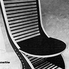 Prototypen van stoelen